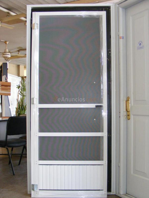 Mosquiteros para puertas y ventanas 27346 for Mosquiteros de madera