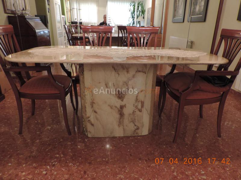 Vendo Marmol Travertino Of Vendo Mesa Marmol 85867