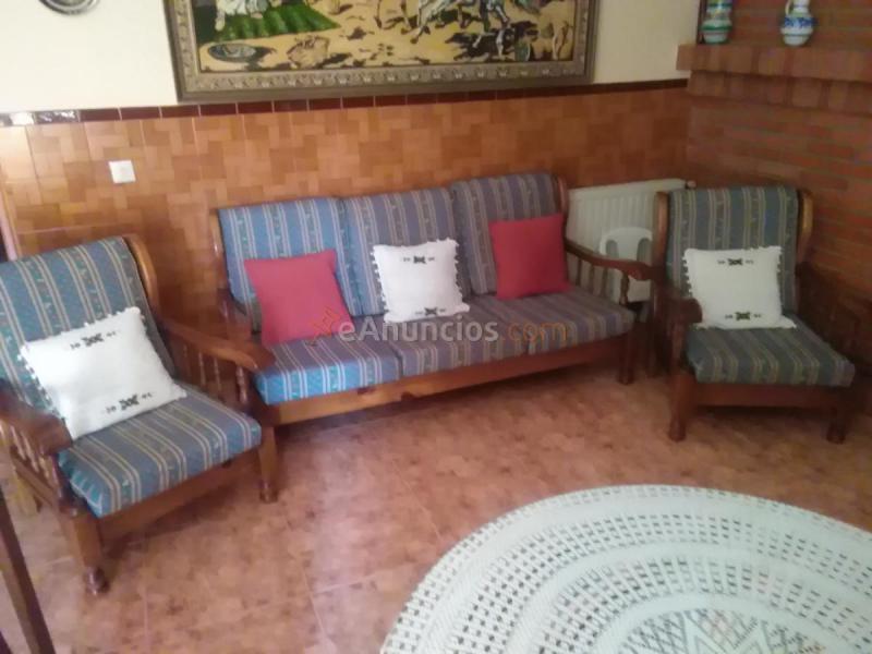 Vendo mueble sof y television 1525041 for Vendo mueble salon