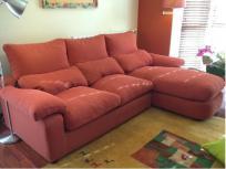 Sillas sofas y sillones terciopelo de segunda mano - Sillones de mano ...
