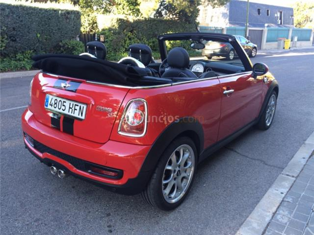 mini cooper sd auto cabrio 1580067. Black Bedroom Furniture Sets. Home Design Ideas