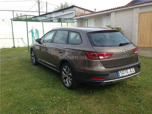 seat leon xperience 2 0 tdi st 4drive 1626769. Black Bedroom Furniture Sets. Home Design Ideas