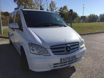 2 Furgonetas Mercedes Benz Vito De Segunda Mano En Zaragoza