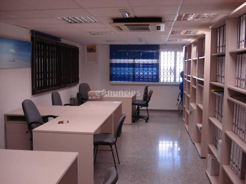 Oficina de nueva construcci n en alquiler 1762299 for Construccion oficinas